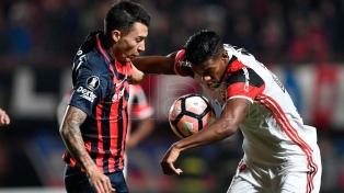 San Lorenzo clasificó a los octavos de final tras una victoria épica ante el Flamengo