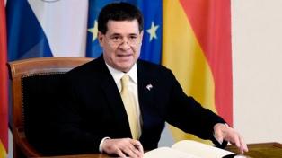 Cartes cree que su sucesor mantendrá la embajada en Jerusalén