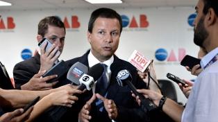 La Orden de Abogados recomendó la salida del presidente Temer