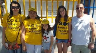"""Lanzan una campaña de búsqueda de """"niños robados"""" desde la época franquista"""