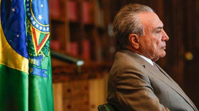 El Supremo de Brasil autoriza la investigación contra Michel Temer