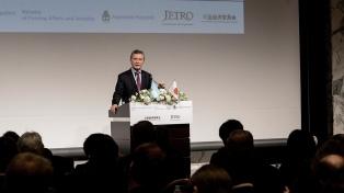 Llega al país la primera inversión de Japón luego del viaje de Macri