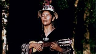 La cantante quechua Luzmila Carpio abre el ciclo Latinoamérica