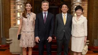 Macri regresó promesas de inversiones de más de us$15.000 millones y revitalizados lazos con China, Japón y Emiratos Árabes