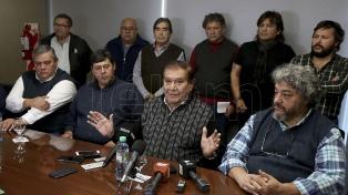 """Guillermo Pereyra: """"El sindicato de petroleros trabaja por mantener la paz social"""""""