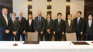Japón financiará y proveerá el sistema de frenado automático para trenes metropolitanos