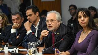 """El presidente de la CIDH destacó la """"celeridad"""" del Congreso y la reacción de la sociedad civil contra el 2x1"""