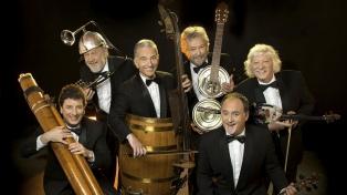 El Congreso distinguirá al grupo Les Luthiers por sus 50 años de trayectoria