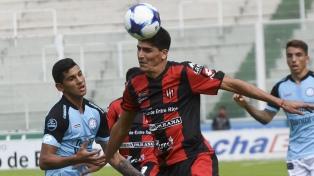 Sin público, Belgrano y Patronato empataron 1 a 1 en el Kempes