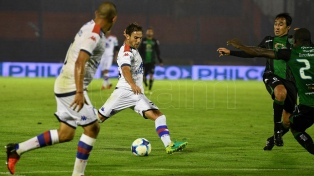 Tigre empató en su estadio con San Martín de San Juan