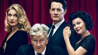"David Lynch presenta la tercera temporada de ""Twin Peaks"""