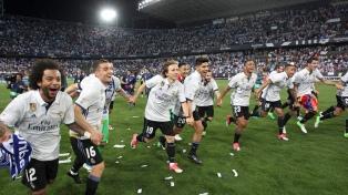 Real Madrid volvió a ganar la Liga tras cuatro temporadas