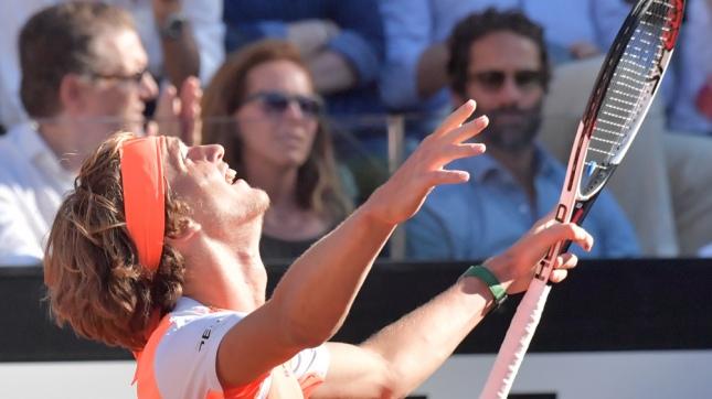 Zverev venció a Djokovic y ganó el Masters 1000 de Roma