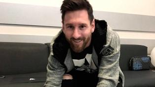 Messi lanzó su plataforma digital con una aplicación