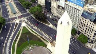 Más de 21.000 personas se anotaron para subir al Obelisco, casi el doble que en 2016