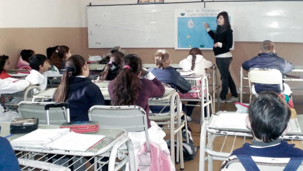 Las clases comenzarán el 2 de marzo en Buenos Aires