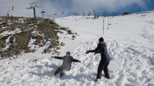 El 35% de los argentinos elige el sur como destino para el invierno