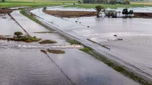 El Gobierno ayuda a Córdoba para ejecutar obras en zonas inundadas