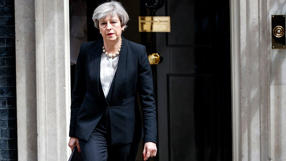 Theresa May, Conservative Party