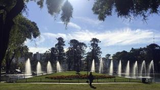 La Ciudad analizará el plan para instalar baños públicos en grandes parques