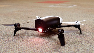 Reino Unido creará un registro oficial de drones