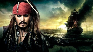 """Jack Sparrow se embarca hacia la aventura en """"Piratas del Caribe: La venganza de Salazar"""""""