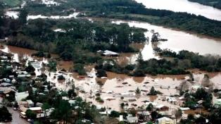 Permanecen evacuadas 205 personas y empeoró la situación en algunas zonas rurales