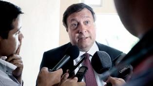 Weretilneck dijo que la inversión para la planta nuclear será de casi US$ 8.000 millones