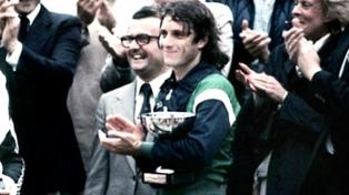 El día que Vilas tocó el cielo con las manos en Roland Garros