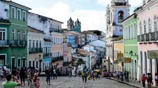 Más de un millón de argentinos visitan cada año el barrio de Pelourinho, en Bahía