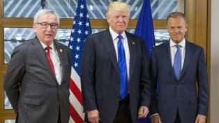 Trump pidió a la OTAN que se centre en el terrorismo y controlar la inmigración