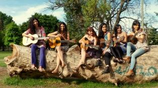 Espiral de Mujeres Guitarristas: seis mujeres que realizan el rol femenino en la música