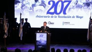 Domingo Peppo, Chaco.