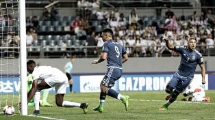 El sub 20 goleó a Guinea y tiene que esperar otros resultados para clasificar