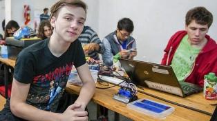 Un argentino ganó como Innovador Humanitario del año por su app para personas con discapacidad