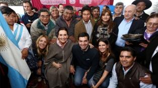 Michetti y Urtubey lanzaron un programa para el consumo de agua segura en el norte salteño