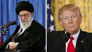 En caso de un ataque de Irán, Trump enviará 120.000 militares