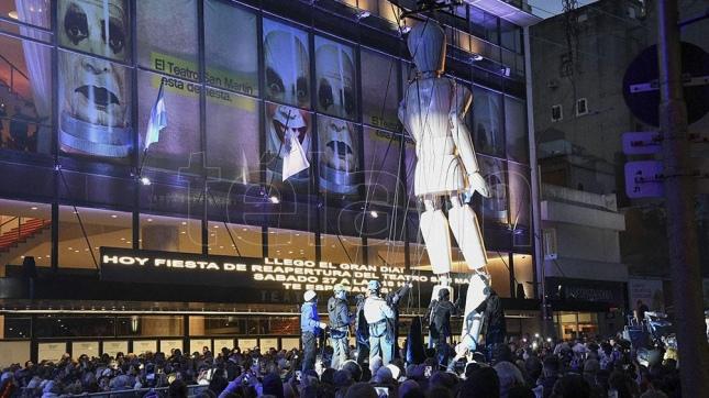 El Teatro San Martín reabrió sus puertas tras su remodelación