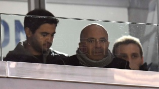 Sampaoli fue de Florencio Varela a Núñez para ver a sus convocados