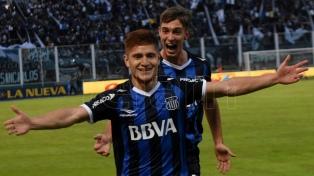 Talleres derrotó a Atlético Tucumán en el estadio Mario Kempes