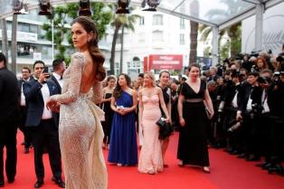 """Las mujeres del cine continúan llevan el movimiento """"Time's Up"""" al Festival de Cannes"""