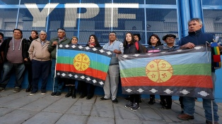 Comunidades mapuches piden a YPF abrir el diálogo por Vaca Muerta