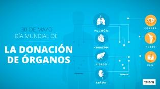 El Incucai y personas trasplantadas realizan una campaña de concientización entre futuros médicos