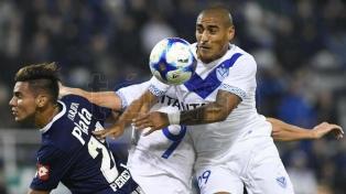 Vélez y Quilmes empataron en un partido clave por el descenso