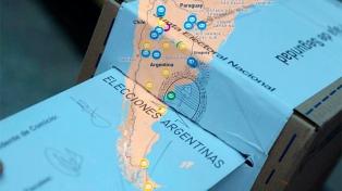 Mapa interactivo: los resultados, provincia por provincia