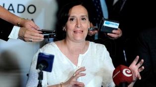 Michetti recibió a Rodríguez Saá y Verna, que firmaron un convenio de desarrollo para San Luis y La Pampa