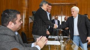Gobierno, empresas y sindicatos firmaron un acuerdo para quintuplicar las exportaciones de motos