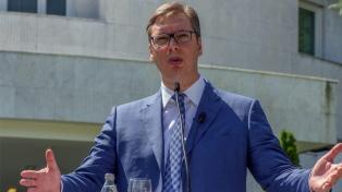 El gobierno serbio ordenó retirar su representación diplomática de Macedonia