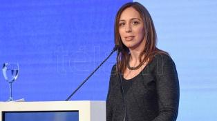 María Eugenia Vidal celebró la decisión de la Corte por los fondos del conurbano