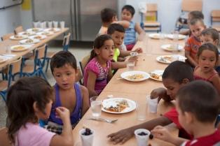 Advierten que solo el 35% de los niños del mundo están cubiertos por protección social